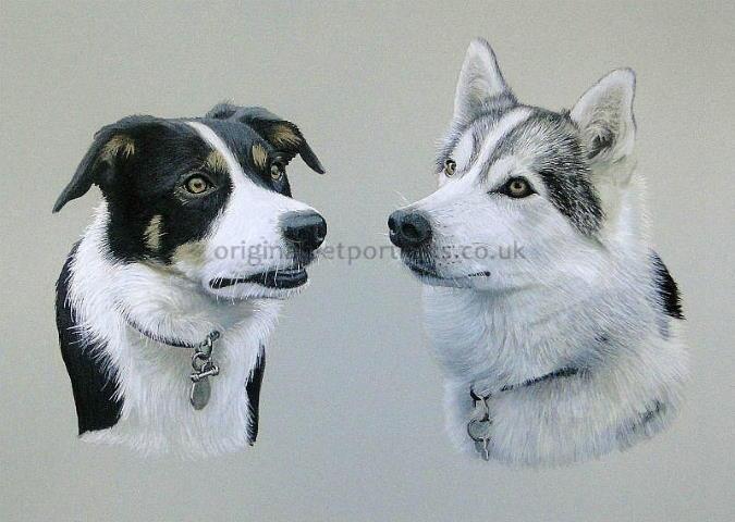 An example of artwork from Derek Thrippleton